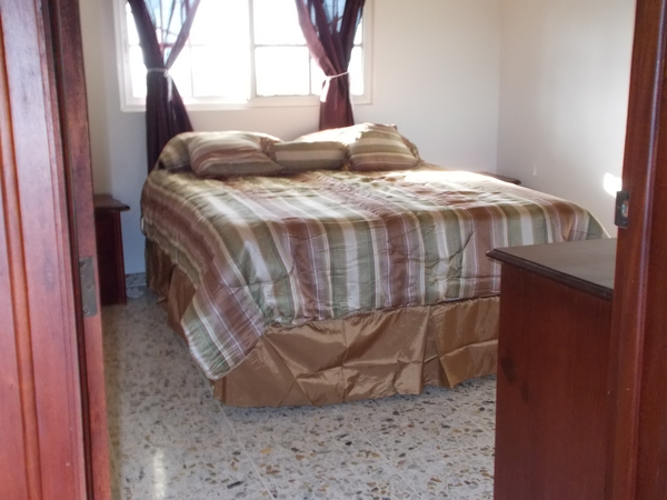 Single Queen Bedrooms Including A/C, Cable TV & Fridge